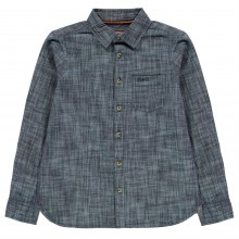 SoulCal Long Sleeve Shirt Junior Boys