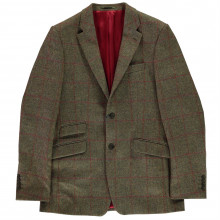 Jonathon Charles Chester Tweed Jacket Mens