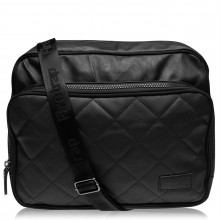 Мужская сумка Firetrap Quilted Flight Bag