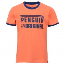 Original Penguin Logo T Shirt