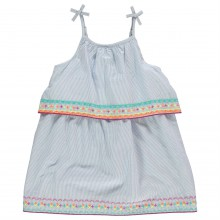 Crafted Waterfall Dress Infant Girls