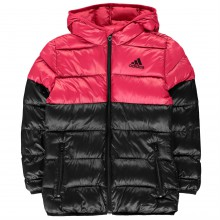 adidas Padded Jacket Junior Girls