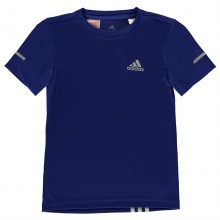 adidas Running T Shirt Junior Boys
