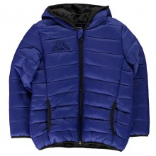 Kappa Bacrio Padded Jacket Junior Boys