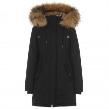 Kangol Classic Parka Coat Ladies