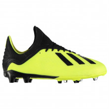adidas X 18.1 Childrens FG Football Boots