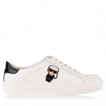 KARL LAGERFELD Iconic Low Top Trainers