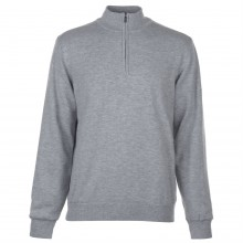 Footjoy Lambswool Half Zip Pullover Mens