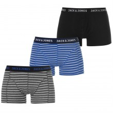 Мужские трусы Jack and Jones 3 Pack Thomas Briefs