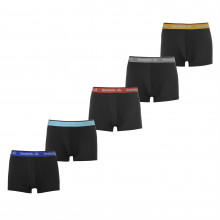 Reebok Trunks 5 Pack Junior Boys