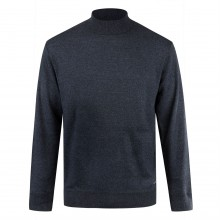 Lee Cooper High Neck Jumper Mens