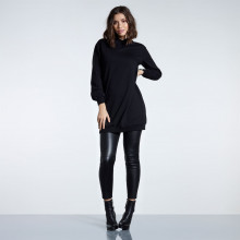 Женское платье Firetrap Blackseal Ribbed Hem Dress