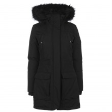 Firetrap Down Parka Ladies