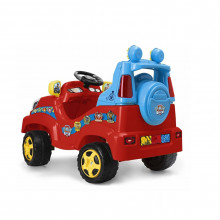 Toy Shop Paw Patrol Electric Jeep