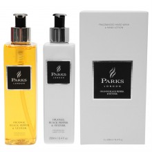 Parks London Fragranced Wash Set