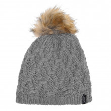 Женская шапка Gelert Cable Pompom Beanie Ladies
