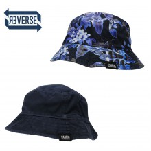 Fabric Reversible Bucket Hat