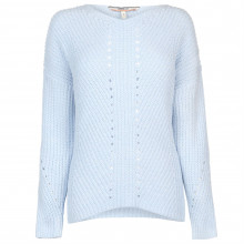 SoulCal Pointelle Chenille Jumper Ladies