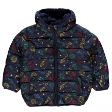 Crafted Padded Jacket Infant Boys