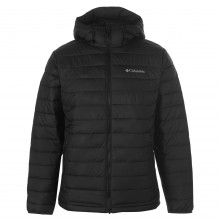 Columbia Powder Jacket Mens