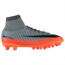 Nike Mercurial Victory Artificial Grass Football Boots Junior Boys