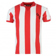 Score Draw Sunderland FC 1973 Home Jersey Mens