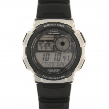 Casio Collection Mens World Time Alarm Chronograph Watch