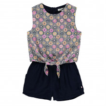 French Connection Tie Playsuit