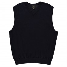 Fusion V Neck Vest Sweatshirt Mens