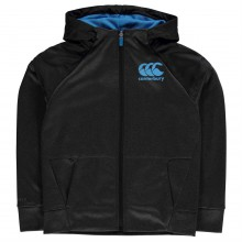 Canterbury V Shield Full Zip Hoodie Junior Boys