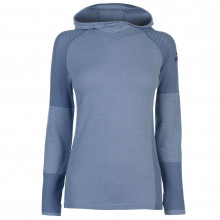 Женская толстовка adidas ClimaHeat Long Sleeve Hooded Top Ladies