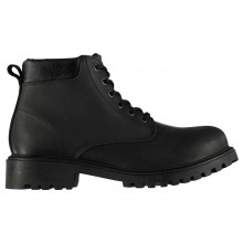 Lee Cooper Lace Up Boots Junior Boys