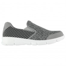 Slazenger Zeal Knit Mens Trainers