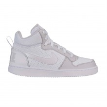 Nike Court Borough Junior Girls Mid Top Trainers