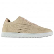 Fabric Alba Knit Trainers Ladies