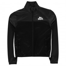 Lonsdale 2 Stripe Track Jacket Junior Boys