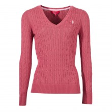 Jack Murphy Katie Classic Cable Knit Sweater