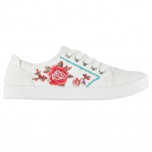Blowfish Fiona Canvas Shoes