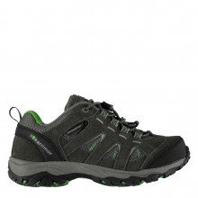 Karrimor Mount Low Childrens Waterproof Walking Shoes