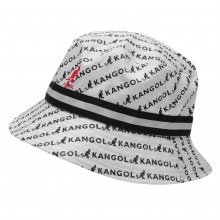 Kangol Pattern Bucket Hat