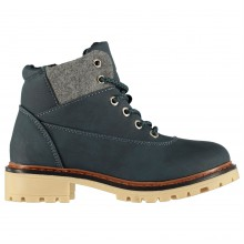 Crafted Laced Junior Boys Desert Boots