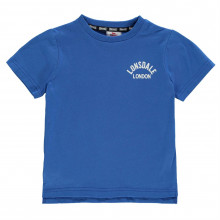 Lonsdale Crest Tee Child Boys