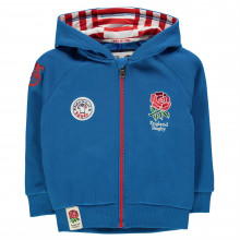 RFU Full Zip Hoodie Infant Boys