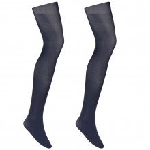 Miso Opaque 60 Denier 2 Pack Tights Ladies