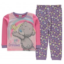 Character Long Sleeve Pyjama Set Infants