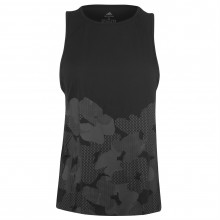 Женский топ adidas Open Back Tank Top Ladies