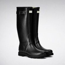 Hunter Mens Balmoral Wide Fit Wellingtons