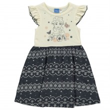 Character Jersey Dress Infant Girls