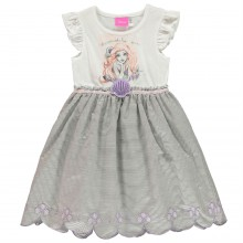 Character Woven Dress Infant Girls