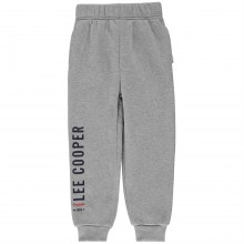 Lee Cooper Cut and Sew Jogging Pants Infant Boys